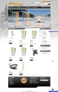 Discount Snow Stakes