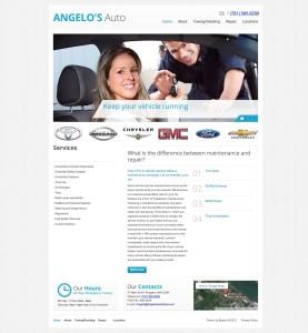 Angelo's Auto